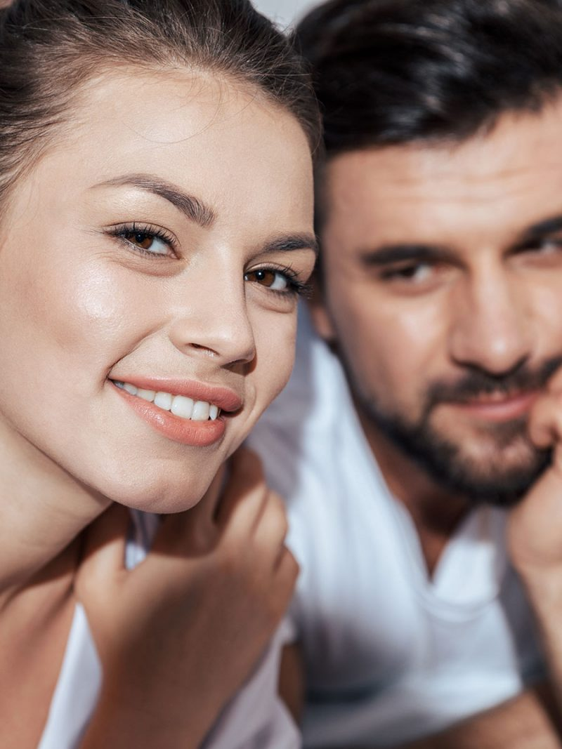 Attractive woman has a better chance of non-committal sex